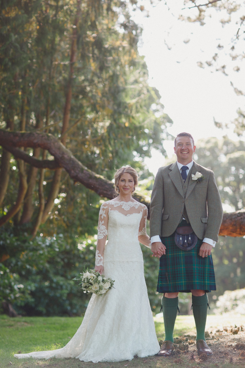 Dundas Castle wedding Duke Photography