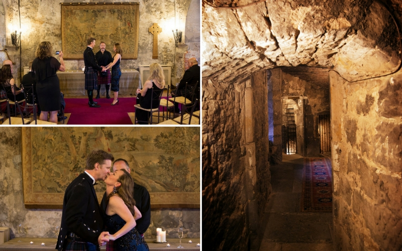Dundas Castle Private Event Birthday Party Stay